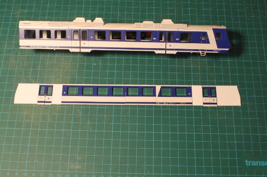 4020, ÖGEG, 4855, Stern, Hafferl, Modell, Eisenbahn, ST, Umbau, H0, Haager Lies