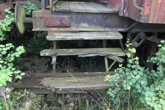 Haager Lies; Stadtbahnwagen; H0; Umbau; Kleinbahn