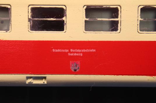 SLB, Beiwagen, Kleinbahn, Umbau, H0, Modell, Eigenbau
